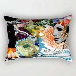 Feel Beautiful Rectangular Pillow