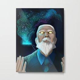 An Entire Universe Metal Print