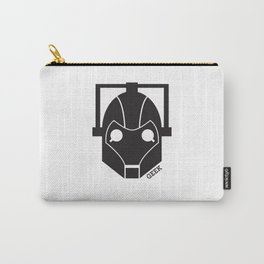 Geek Shirt #1 Cyberman Carry-All Pouch
