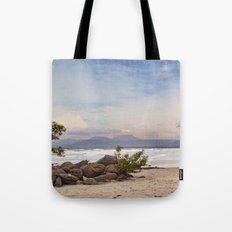 Windy 4mile Beach Tote Bag