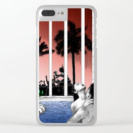 asc 800 - I would do anything for love - col Clear iPhone Case