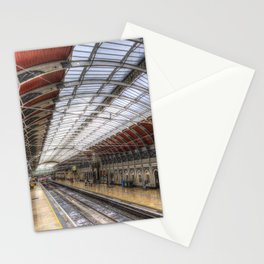 Paddington Station London Stationery Cards