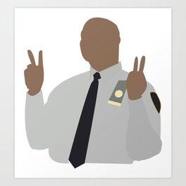 Holt Peace Art Print