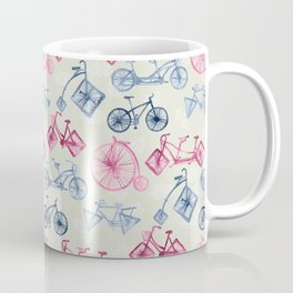 Crazy Bikes Coffee Mug