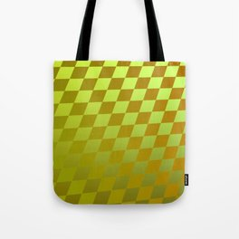 Pattern by squares 4 Tote Bag