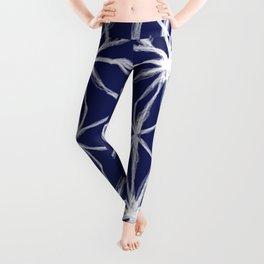 Shibori Freestyle Tie Dye - Rasha Stokes Leggings