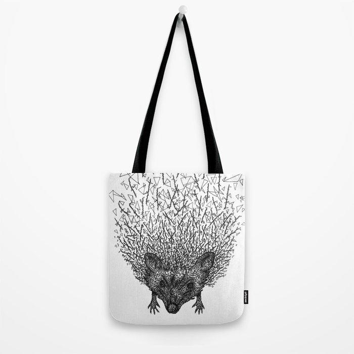 Thorny hedgehog Tote Bag