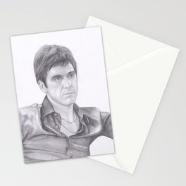 Al Pacino - Scarface Stationery Cards
