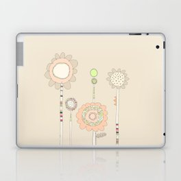 Little Daisies Laptop & iPad Skin