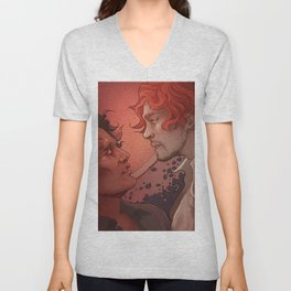 Drag me to Hell Unisex V-Neck