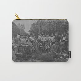 Grandpa's construction crew Carry-All Pouch