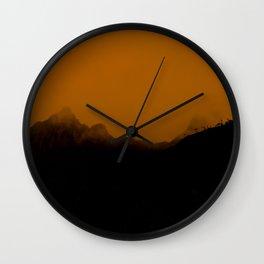 Cmnd/Ctrl Wall Clock