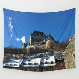 québec city • photography Wall Tapestry