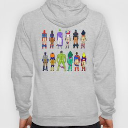 Superhero Butts - Power Couple Hoody