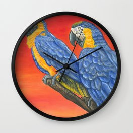 The Dawn Watch Wall Clock