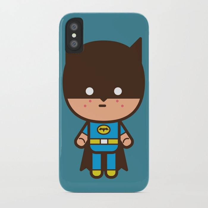 #51 The Bat man iPhone Case