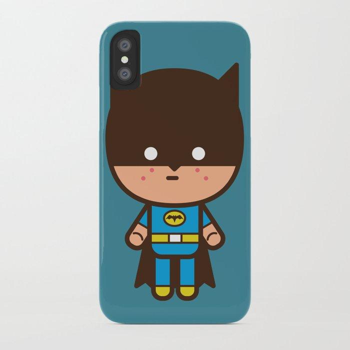 #51 The Bat man iPhone Case