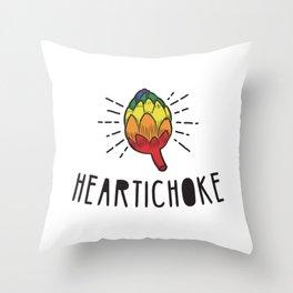 Heartichoke Gift Throw Pillow