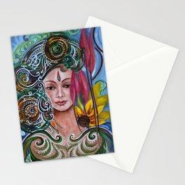 Chakra Mandla Stationery Cards