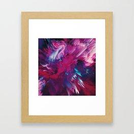 Tethers Framed Art Print
