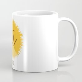 frazzled emoji #society6 Coffee Mug