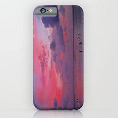 Swimming Towards Sundown iPhone 6s Slim Case