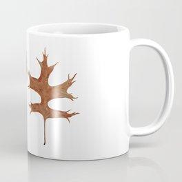 Fall Leaves Painting Coffee Mug