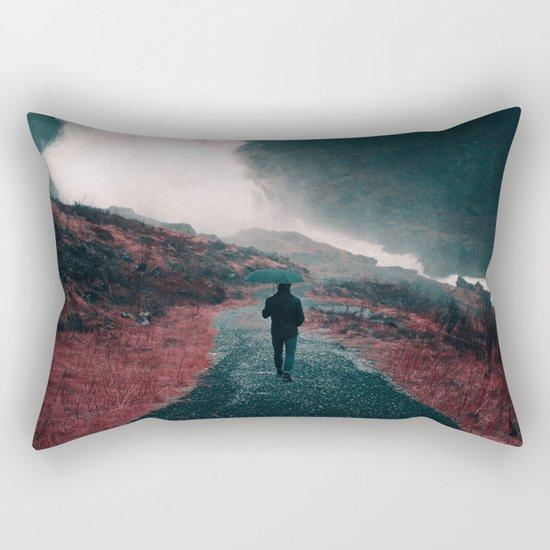 Path #road Rectangular Pillow