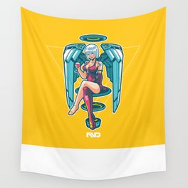 Succubus Wall Tapestry
