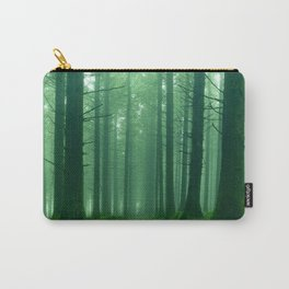 Misty Woods Carry-All Pouch