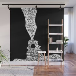 This is the point Wall Mural