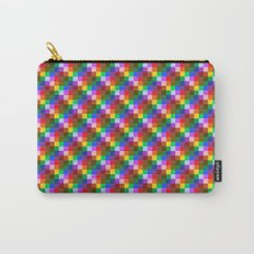 Pixel Static Carry-All Pouch