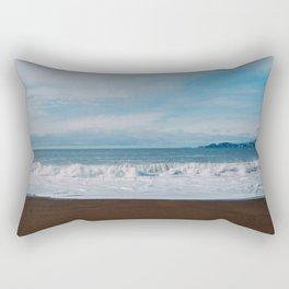 San Francisco Bay Rectangular Pillow