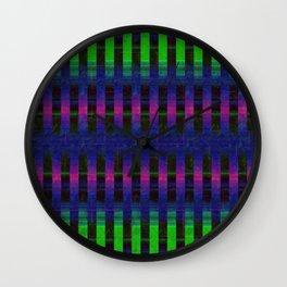 Pattern Wear 8 Wall Clock