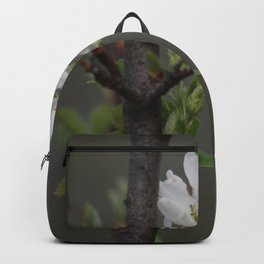 Twig and Blossom Backpack