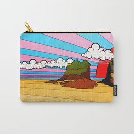 Newquay  Towan Beach Carry-All Pouch