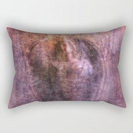 Nobody's hero Rectangular Pillow