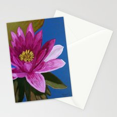 Queen of the pond Stationery Cards