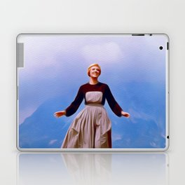 Julie Andrews, Sound of Music Laptop & iPad Skin