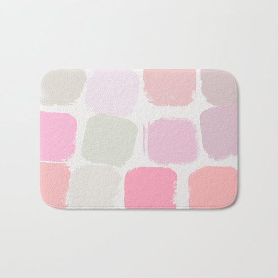 Pastel Bath Mat