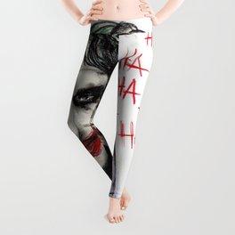 The Joker Leggings