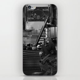 Factory Harbour.  iPhone Skin