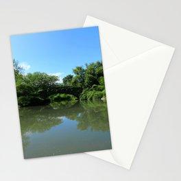 Gapstow Bridge - Central Park Stationery Cards