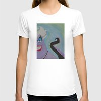 ursula T-shirts featuring Ursula by Sierra Christy Art