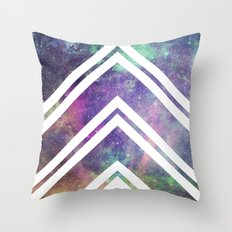 Spacey Throw Pillow