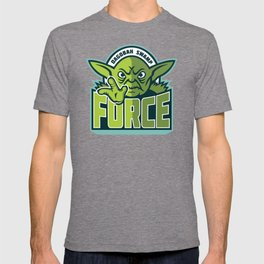 Dagobah Swamp Force - Teal T-shirt