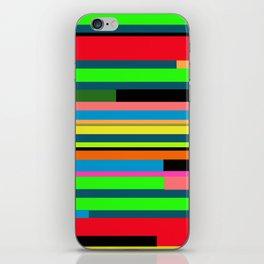 Palette 1 iPhone Skin
