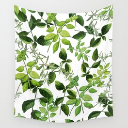 I Never Promised You an Herb Garden Wall Tapestry