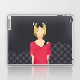 cat Kenma Laptop & iPad Skin
