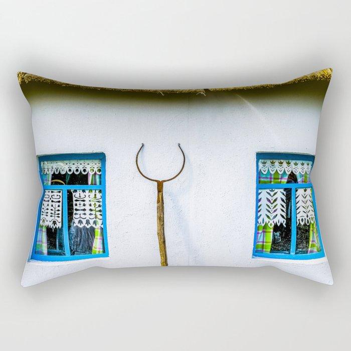 Hard and Soft Pro Rectangular Pillow